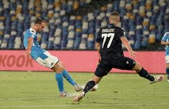 Free SSC Napoli Vs SS Lazio Royalty Free Stock Image - 192322266