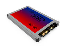 SSD Royalty Free Stock Photos