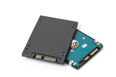 Ssd disk solid state drive Stock Photo