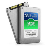 SSD drive, State solid drives Royalty Free Stock Photography