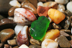 Ssea石头 库存图片