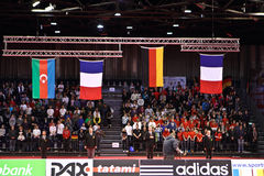 Sseldorf Alemanha do ¼ de Grandprix 2012 DÃ do judo Imagens de Stock