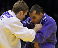 Sseldorf Alemania del ¼ de Grandprix 2012 DÃ del judo Imagen de archivo libre de regalías