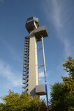Sseldorf Intarnational - tour de contrôle neuf de ¼ de DÃ Images libres de droits
