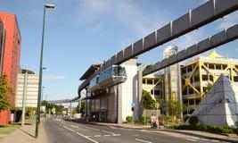 Sseldorf SkyTrain de ¼ de DÃ Photo libre de droits