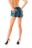 Ssexy woman legs Stock Photo
