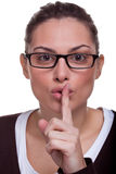 Sshh Stock Images