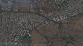 Sąsiedztwo w Jeddah zbiory wideo