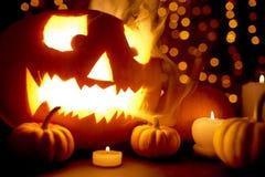 Ssimbols de Halloween Imagens de Stock