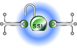 SSL - Security Stock Images