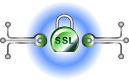 SSL - Security Stock Image