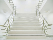 SStaircase in modern building Royalty Free Stock Photos