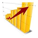 Stäbe 3d Lizenzfreies Stockfoto