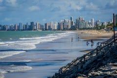 Städer av Brasilien - Recife Arkivfoto