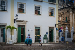 Städte von Brasilien - Salvador, Bahia Lizenzfreies Stockbild