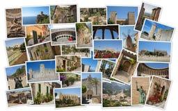 Städte von Mallorca Stockbilder