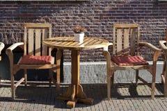 Städtereise in Delft stockbild