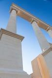 Städtische antike Architektur lizenzfreie stockfotos