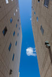Städtische Architektur lizenzfreies stockfoto