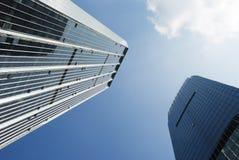Städtische Architektur lizenzfreie stockbilder
