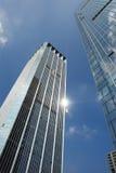 Städtische Architektur Stockbild