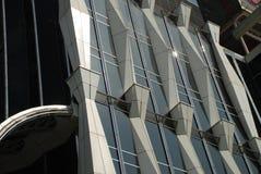 Städtische Architektur stock abbildung