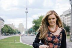 Städtische Berufsfrau Stockbilder