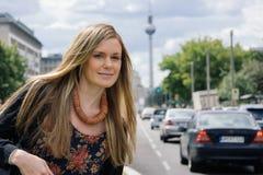 Städtische Berufsfrau Lizenzfreie Stockbilder