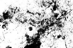 Städtische Beschaffenheit des Schwarzweiss-Schmutzes mit Kopienraum Abstrakter Illustrationsoberflächenstaub und raue schmutzige  stockbilder
