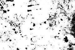 Städtische Beschaffenheit des Schwarzweiss-Schmutzes mit Kopienraum Abstrakter Illustrationsoberflächenstaub und raue schmutzige  lizenzfreie stockfotografie