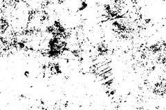 Städtische Beschaffenheit des Schwarzweiss-Schmutzes mit Kopienraum Abstrakter Illustrationsoberflächenstaub und raue schmutzige  stockfotografie