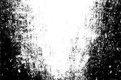 Städtische Beschaffenheit des Schwarzweiss-Schmutzes mit Kopienraum Abstrakter Illustrationsoberflächenstaub und raue schmutzige  lizenzfreies stockfoto