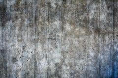 Städtische Betonmauer im Retrostil Stockbilder