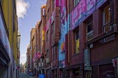 Städtische Gebäude in Sydney Australia stockfotografie