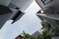 Städtische Geometrie Stockfotografie