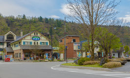 Städtische Landschaft Lizenzfreies Stockfoto
