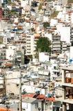 Städtische Landschaft, Athen, Griechenland Lizenzfreie Stockbilder