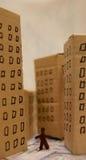Städtische Lebensdauer Stockfotografie