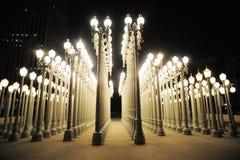Städtische Leuchte lizenzfreies stockbild