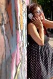 Städtische Musik Stockfoto