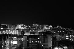 Städtische Nacht Stockbilder