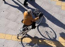 Städtische Schatten Lizenzfreies Stockbild