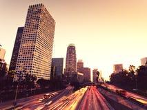 Städtische Stadt Stockbild