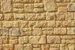 Städtische Straßen-Kalkstein-Steinwand-Hintergrund-Beschaffenheit, Weinlese MO Stockfoto