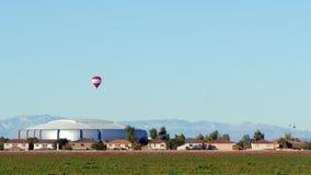 Städtische und landwirtschaftliche Stadt von Peoria, AZ Lizenzfreie Stockbilder