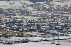 Städtische Wohnsiedlung Stockfotos