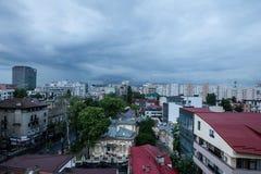 Städtischer Überblick Stockfotografie