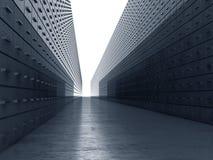 Städtischer Aufbau Stockfotos
