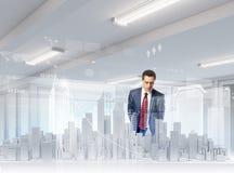 Städtischer Bau Lizenzfreie Stockbilder