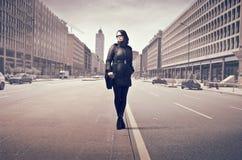 Städtischer Lebensstil lizenzfreie stockfotografie